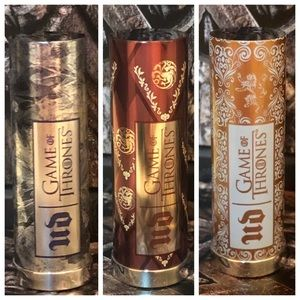 Urban Decay Game Of Thrones Lipstick Set of 3